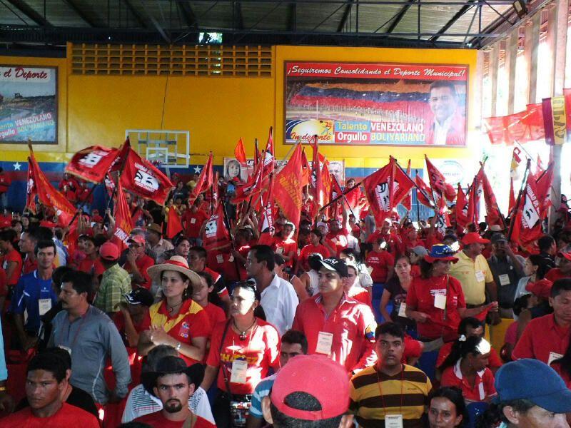 Foto 4 de Abanderamiento de UBHCH de Páez 19-10-2013