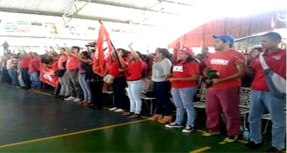 Juramentación de Brigadas del PSUV