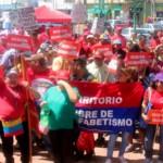 Apureños rechazan la Injencia Gringa 12-03-2015