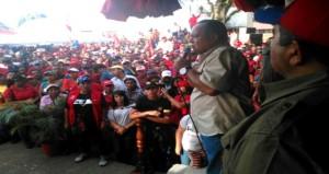 Conmemoración de la Siembra de Chávez 13-03-2015