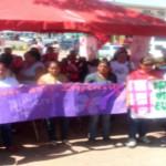 Mujeres resteadas con la Patria 24-03-2015