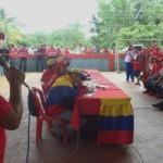 Asamblea con las UBCH de Rómulo Gallegos
