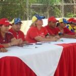 Precandidatos del circuito 1 PSUV 05-06-2015